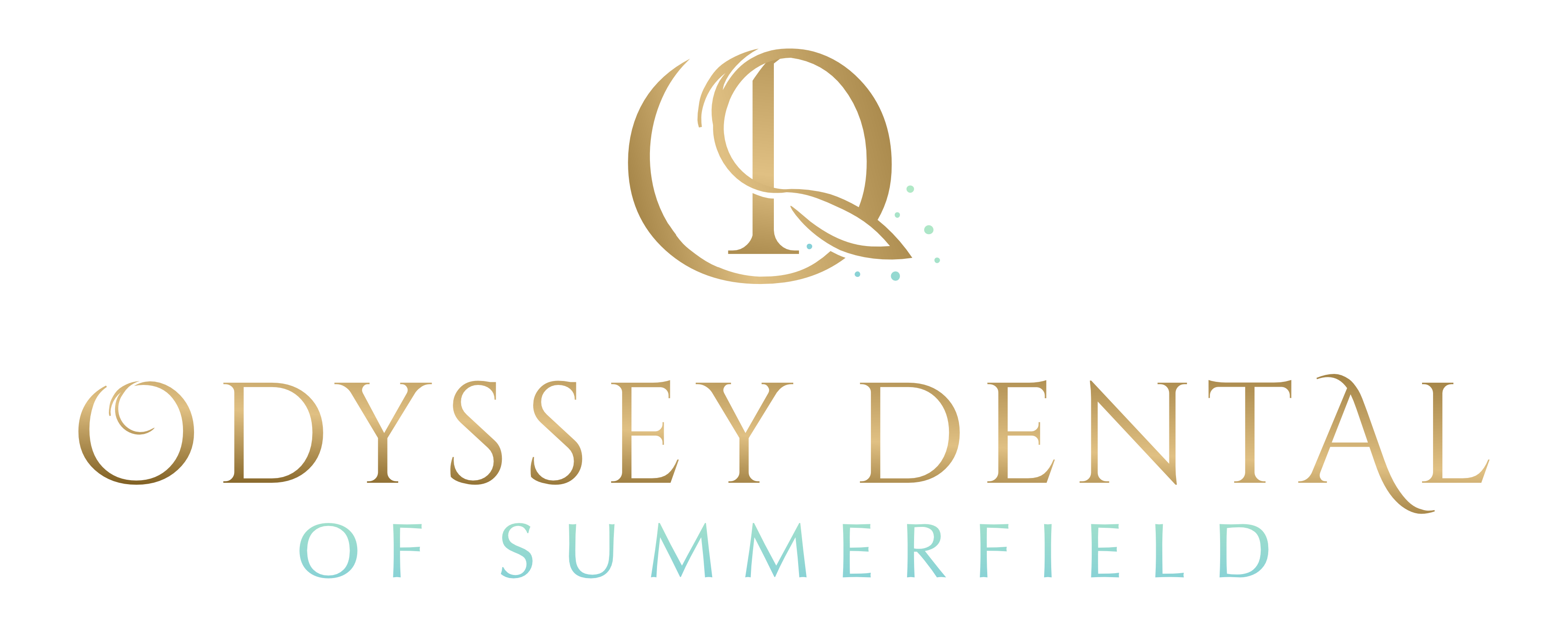 Odyssey Dental of Summerfield logo